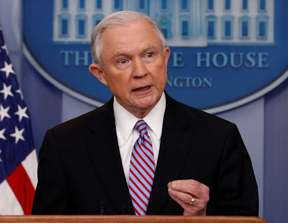 Sessions: Sanctuary cities may see federal cuts