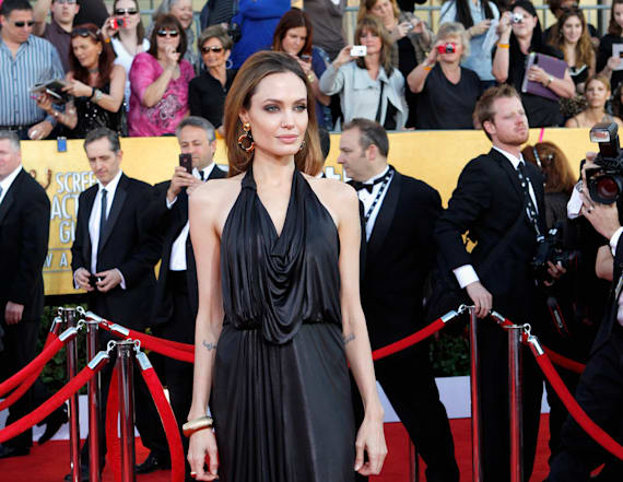 The most outrageous SAG Awards dresses of all time
