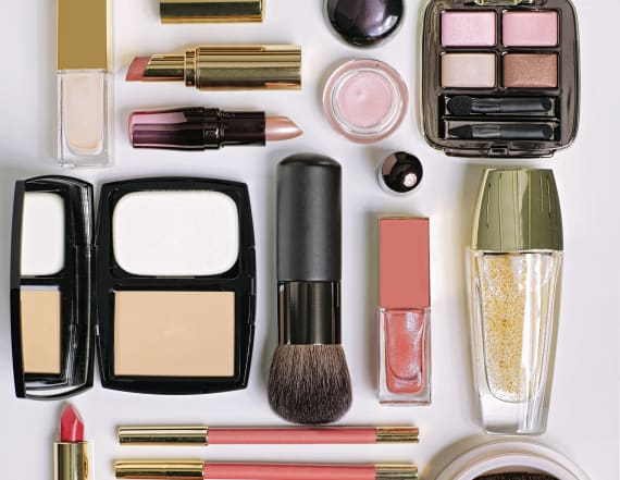 Organize your cosmetics with this affordable item