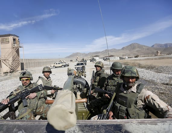 Taliban takes credit for attack in Afghan