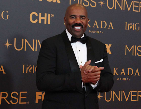 Steve Harvey is creating a new show