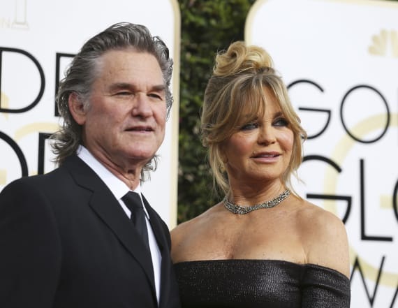 Goldie Hawn and Kurt Russell sell their Calif. home