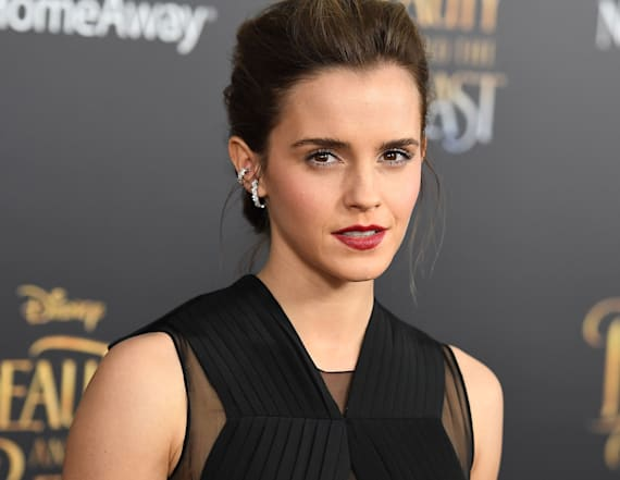 Emma Watson's Private Photos Stolen: They Are Not Nude ...