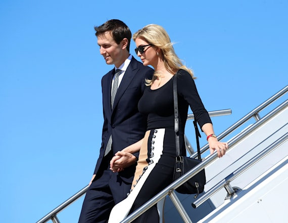 Ivanka, Kushner silent amid trans rights rollback