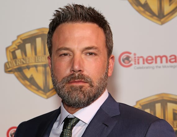 Ben Affleck makes first post-rehab appearance
