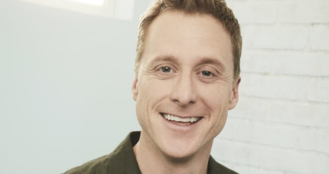From 'Rogue One' to 'Powerless,' Alan Tudyk Has Mastered His Comedic Voice