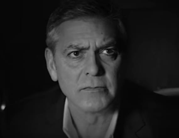 George Clooney stars in hilarious new commercial