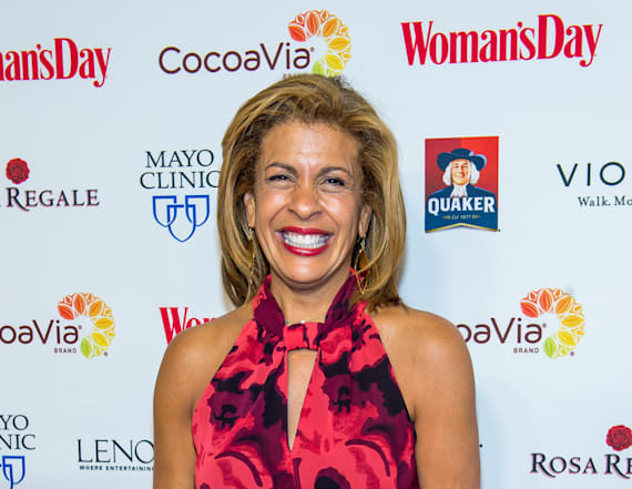 'Today' anchor Hoda Kotb makes big reveal