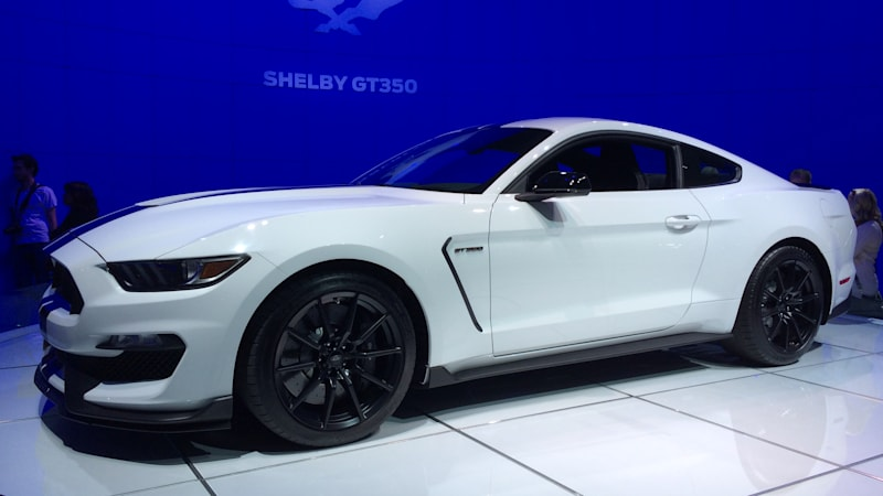 Unpopular opinion: the latest, not the greatest Mustang