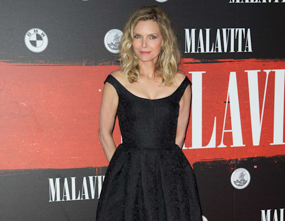 Michelle Pfeiffer stuns on magazine cover