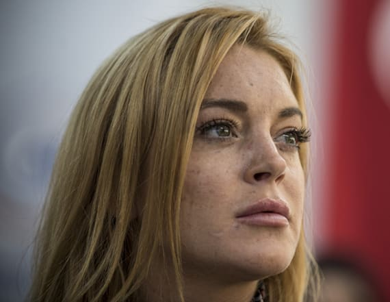 Lindsay Lohan was 'racially profiled'