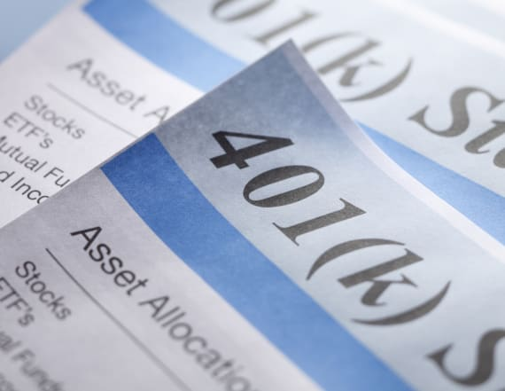 Take advantage of investing in your 401k