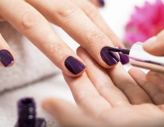 You can win nail colors from the Beauty Awards