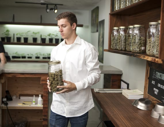 5 high-paying marijuana jobs in the weed industry