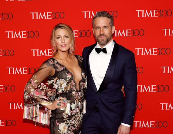 Ryan Reynolds brought two dates to Time 100 Gala