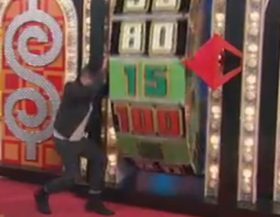 Celeb wins big on 'The Price Is Right'
