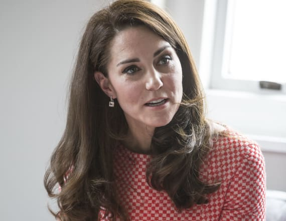 Duchess Kate gives poignant speech on motherhood