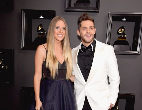 Thomas Rhett and wife share gender reveal with fans