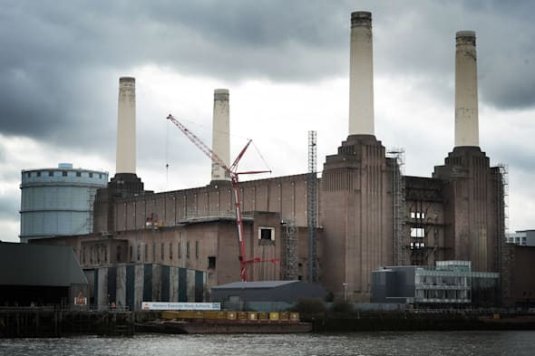 Battersea Power Station Flats To Go On Sale Aol Uk Money