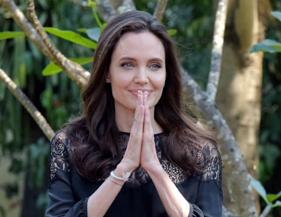 Angelina Jolie lines up new projects