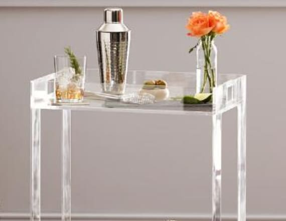 8 modern bar carts perfect for any home