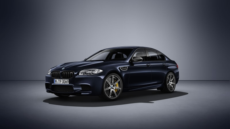 BMW Competition Edition: 'ultimate version' of M5