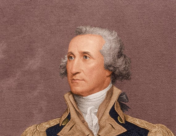 A famous George Washington letter is up for auction