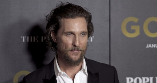 Matthew McConaughey's Call to 'Embrace' President Trump Has Everyone Talking