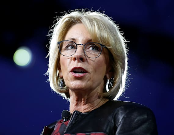 DeVos ties HBCU's to 'school choice,' faces backlash