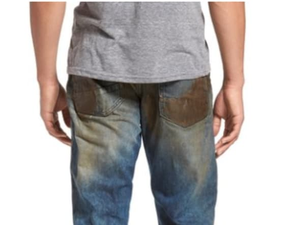 Nordstrom is charging $425 for 'dirty' jeans