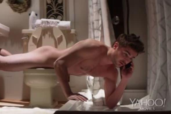 Zac Efron Kissing Naked 35