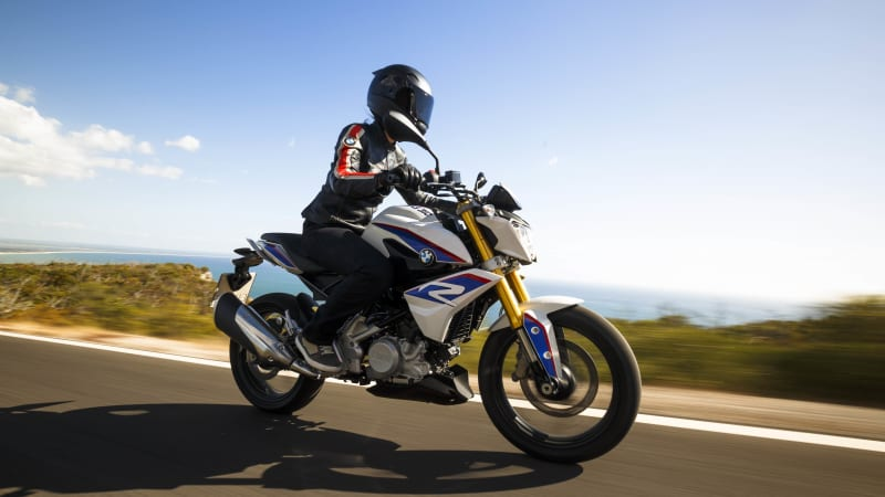 BMW wheels out single-cylinder G 310 R motorcycle