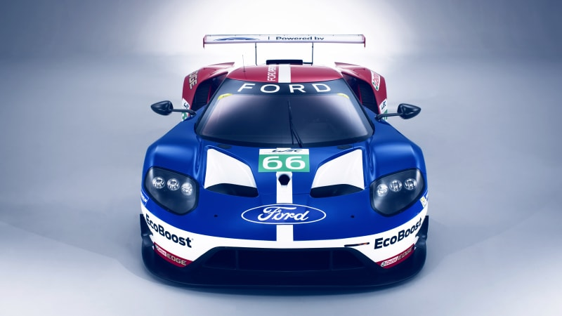 Ganassi puts together veteran lineup to drive Ford GT at Le Mans