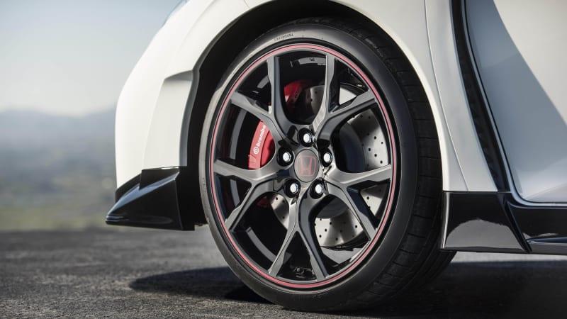 Honda builds up new Civic Type R ahead of Geneva debut