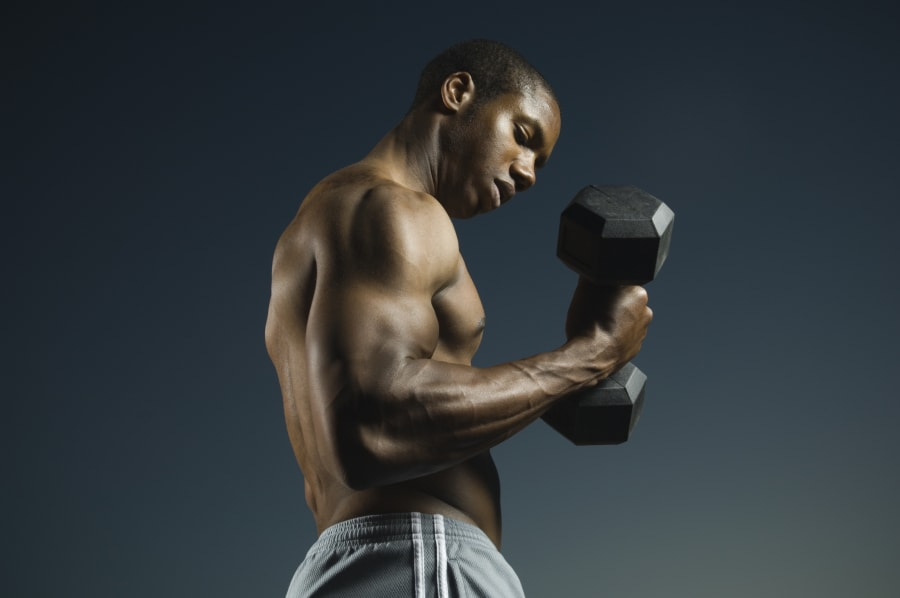 Difficulty Gaining Or Building Muscle