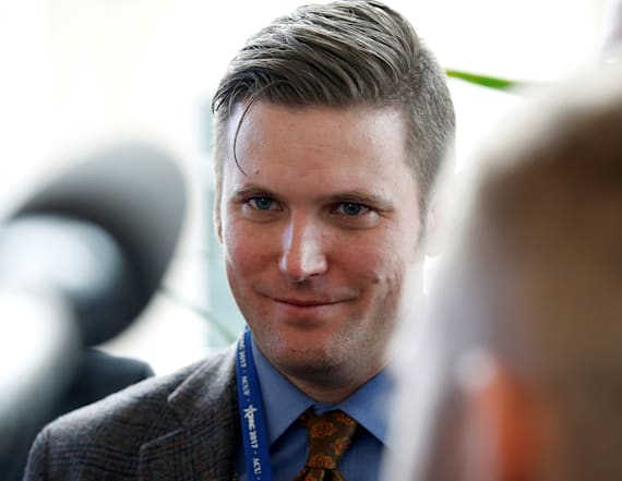 White nationalist Richard Spencer booted from CPAC