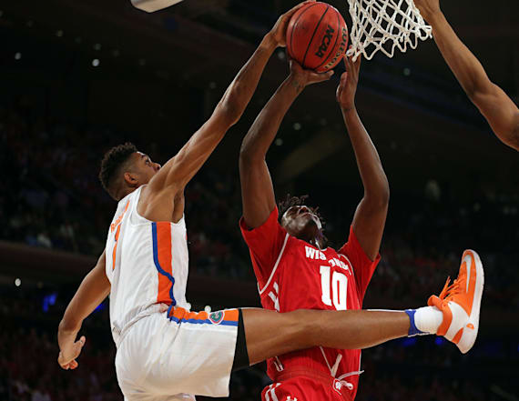 Florida beats Wisconsin in overtime