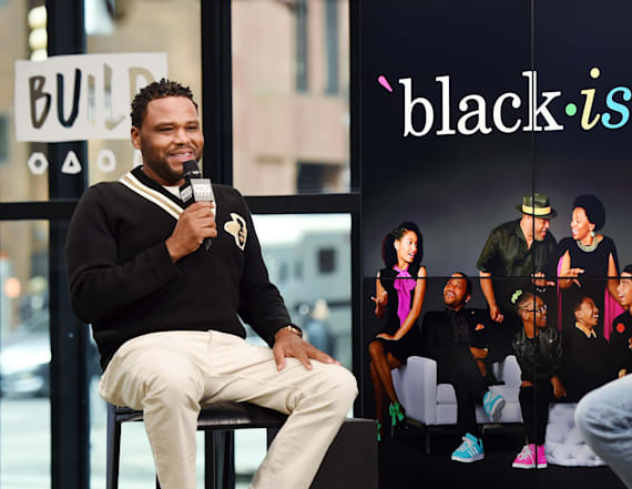 'black-ish' Anthony Anderson on the 'Moonlight' win