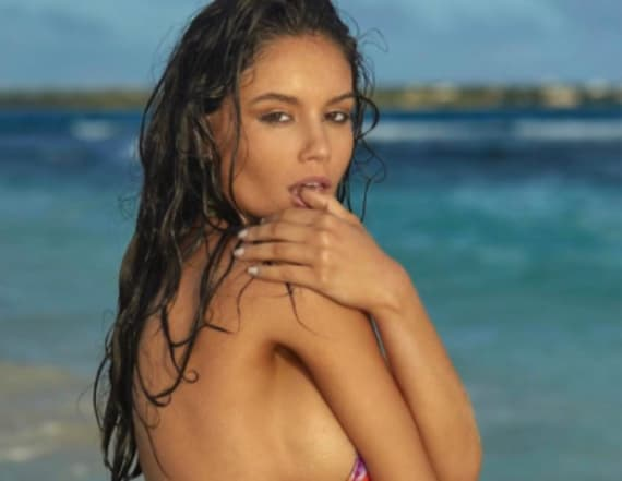 First 2018 SI Swimsuit Issue rookie revealed!