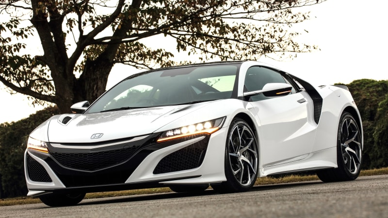 NSX, S660, and a 4-motor CR-Z EV that goes like hell