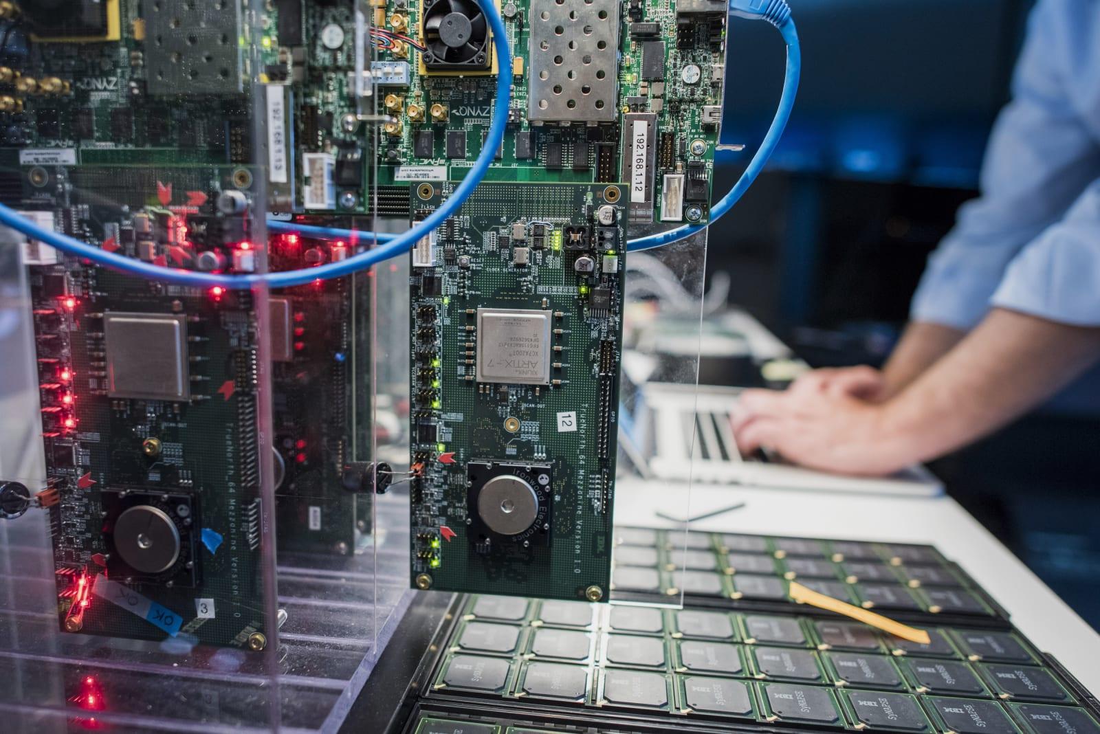 Dr  Augustine Fou's Online Scrapbook: Samsung plugs IBM's brain