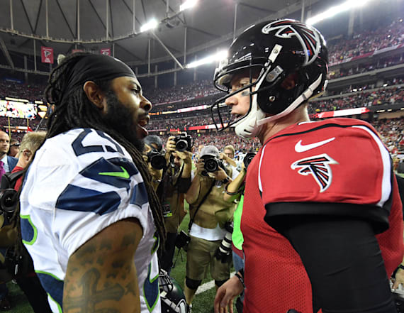 Atlanta Falcons, Matt Ryan fly past Seattle Seahawks