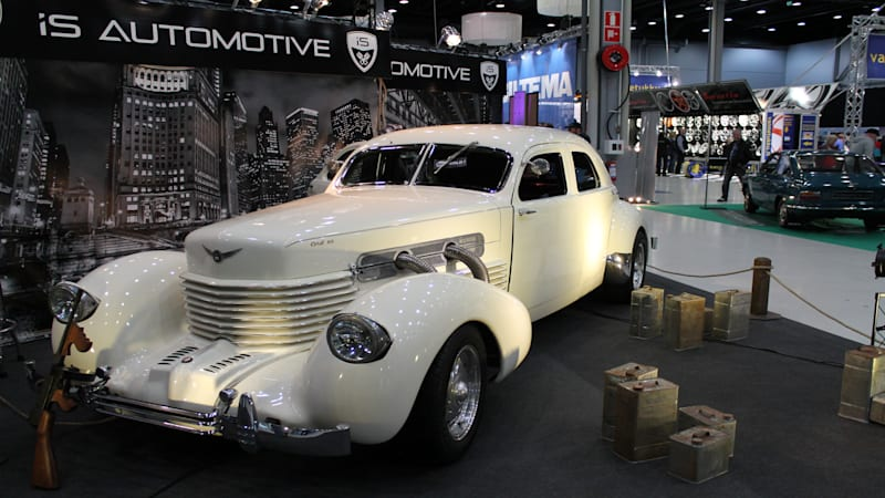 cord cars are set to return in 2017 thanks to the new low volume replica law car news newslocker. Black Bedroom Furniture Sets. Home Design Ideas