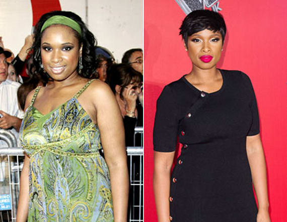 How J.Hud kept her weight off without exercise