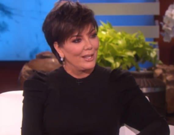 Kris Jenner reveals if she'll marry again