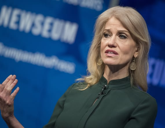 Conway: Trump still considers border wall a priority