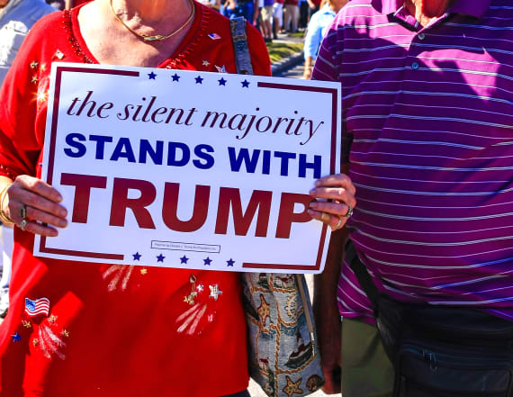 Trump supporters organize their own rallies