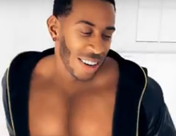 Ludacris accused of giving himself CGI abs