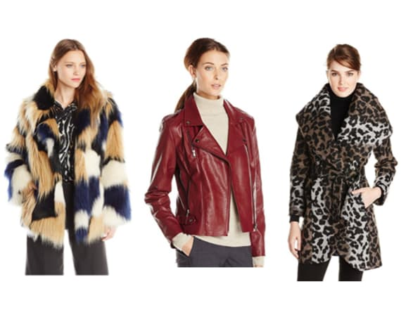 Hot on Amazon Fashion: Statement jackets