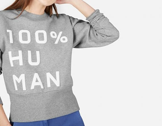 Everlane's new collection is about human equality